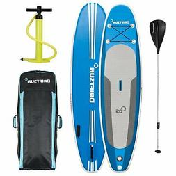 Driftsun 10' Explorer Inflatable Stand Up Paddleboard for Be