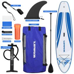 10ft  | Inflatable Paddle Board SUP Stand Up Paddleboard Sur