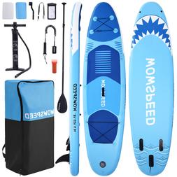11ft inflatable sup paddle board stand up
