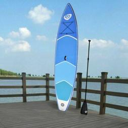 12.5' Inflatable Stand Up Paddle Board w/ Paddle Water Sport