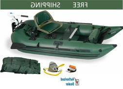 Sea Eagle Fishing Boat 285 Inflatable Frameless Pontoon boat