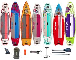 Inflatable Paddle Boards 9' to 12' - ISUP - Sail Fin USA