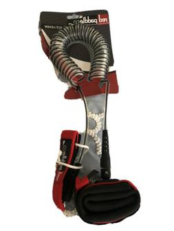 Red Paddle Co Adjustable Coiled Ankle Leash for SUP Paddle B