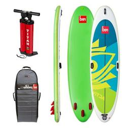 Red paddle Co Active MSL 10'8 Inflatable Stand Up PaddleBo