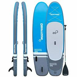 Driftsun Explorer Stand Up Paddleboard 10 ft ISUP with Trave