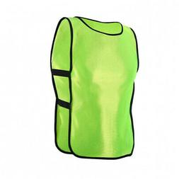 - Alomejor 5Colors Training Bibs Sports Vest Children
