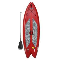 Lifetime Freestyle XL 98 Red Stand-Up Paddleboard with Paddl