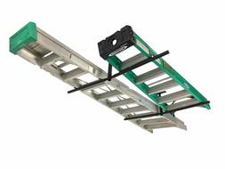 Hi-Port 2 Ladder Ceiling Rack | Ladder Storage | StoreYourBo