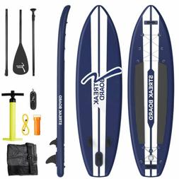 Inflatable Stand Up Paddle Board 10ft Non-slip Deck Paddlebo