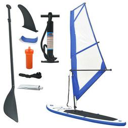 Inflatable Stand Up Paddleboard Paddle Board SUP Surfboard w