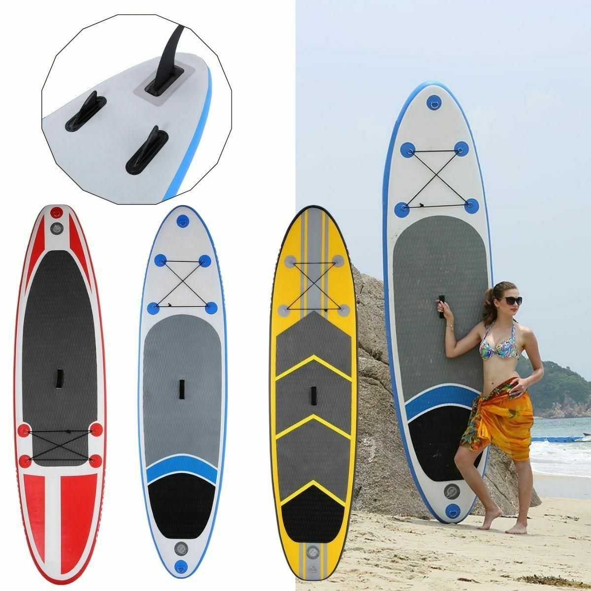 10 11ft 6 thick complete kit surfboard