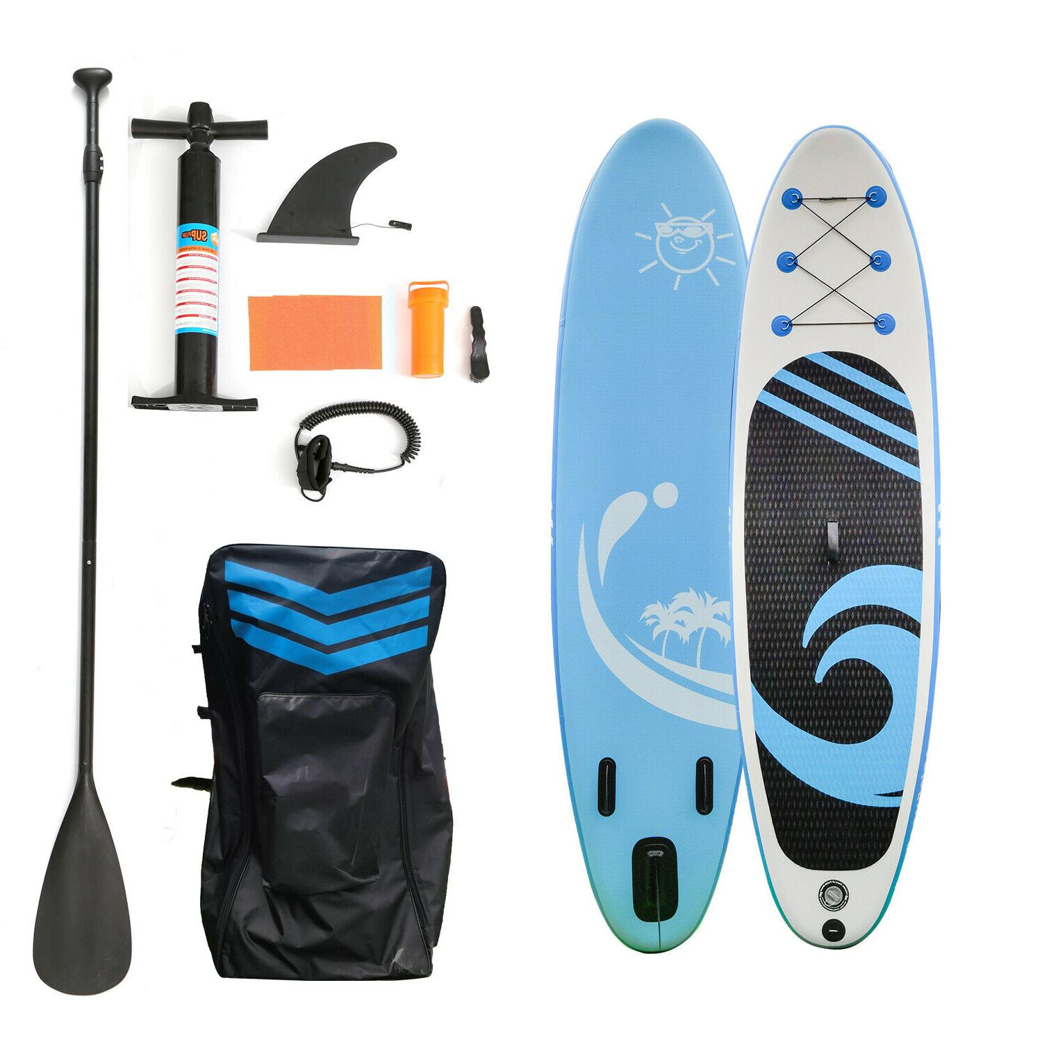 """10'6"""" Paddleboard Inflatable SUP"""