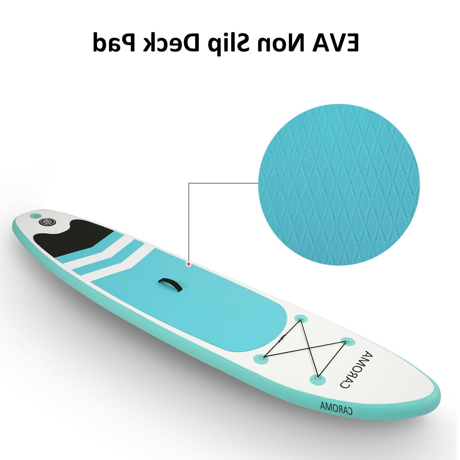CAROMA Stand Up Paddle Board Surfboard with