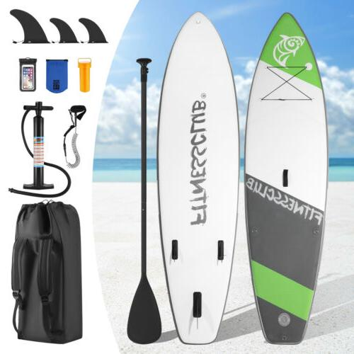 10' Stand Paddle w/Fin+Pump+Complete