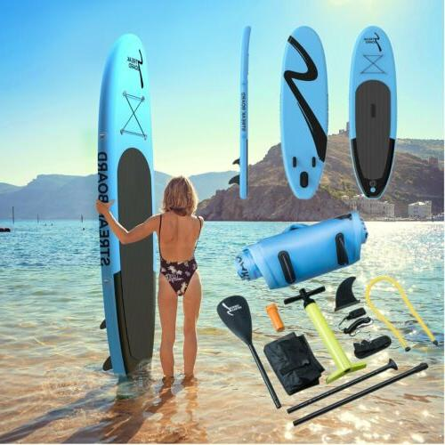 10 inflatable stand up paddleboard surfing sup