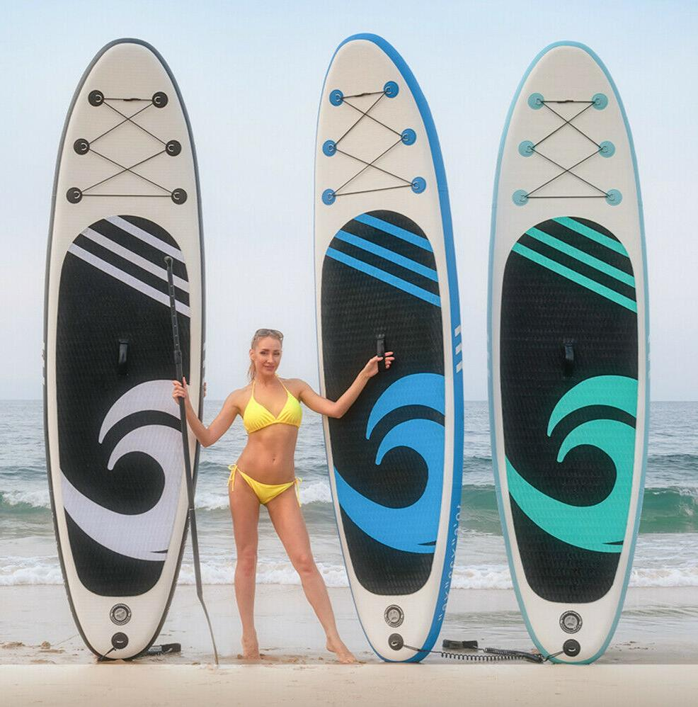 10ft 6 sup paddle board stand up
