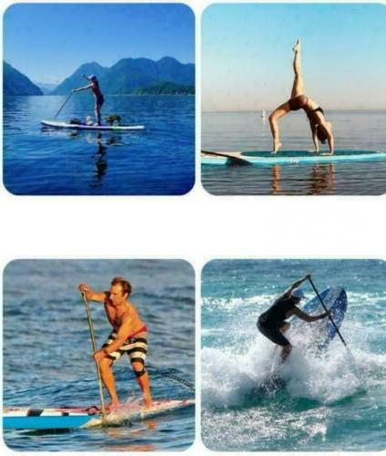 10ft Paddle Board SUP with complete thick