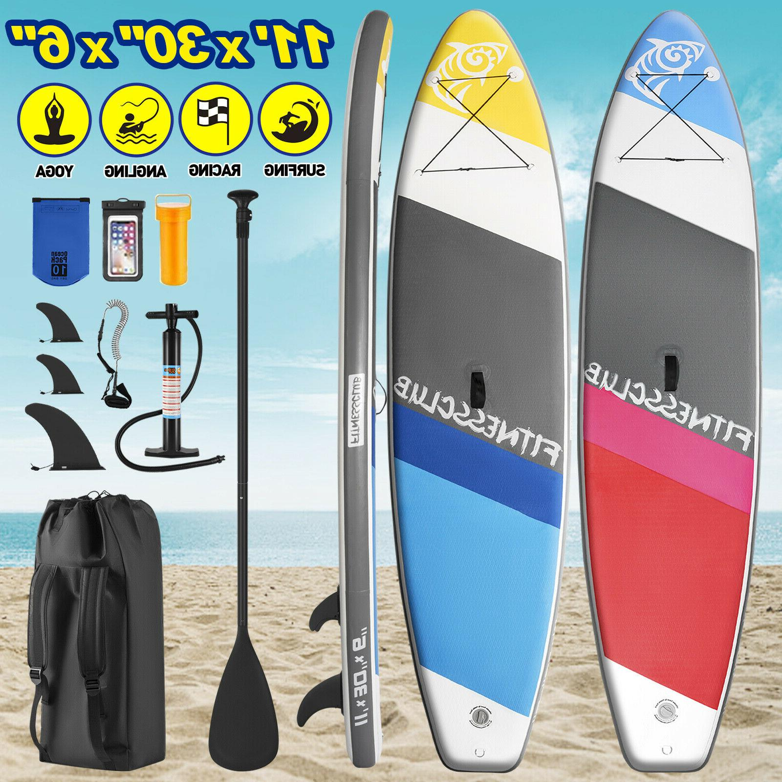11 inflatable standup paddle board surfboard sup