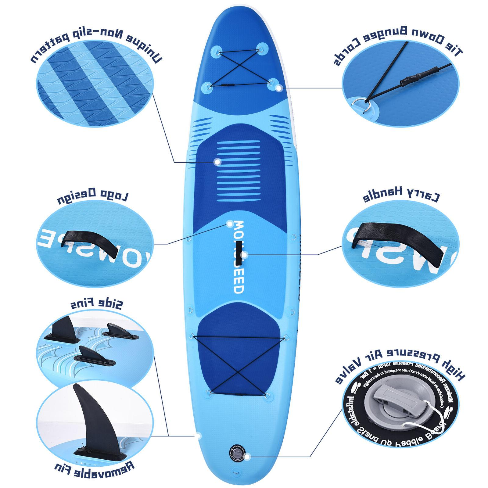 11ft SUP Board Surfing