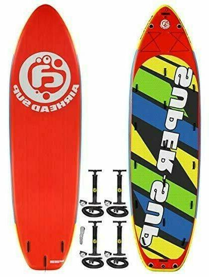 1860 super stand up paddle board kit