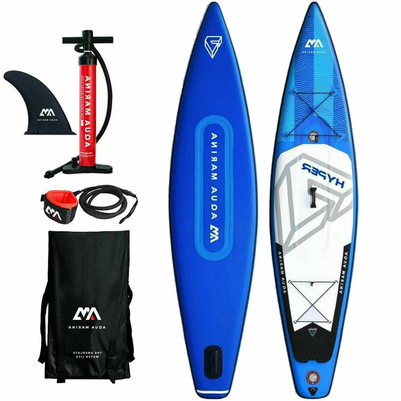 2020 hyper paddleboards inflatable sup w paddle