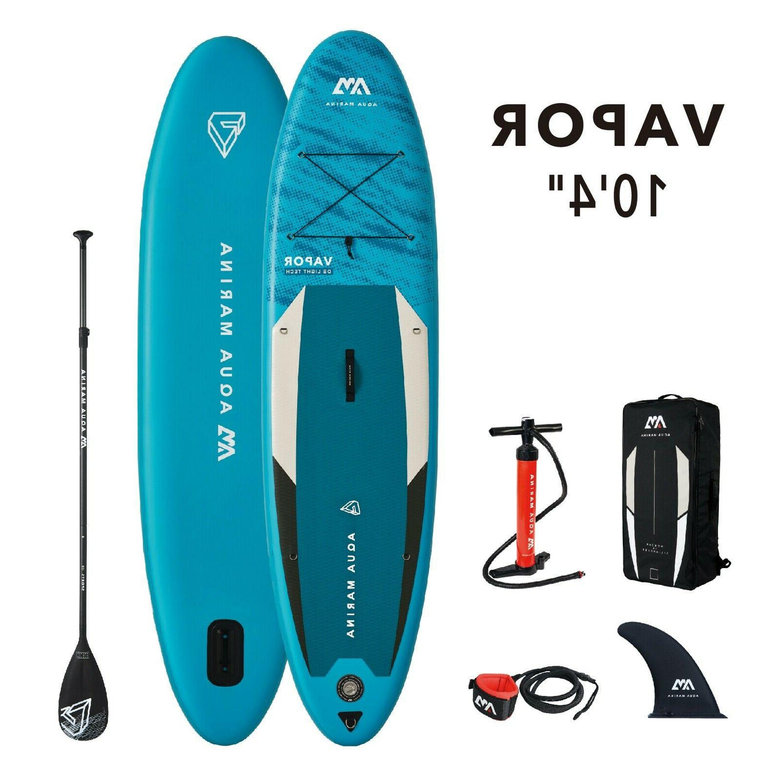 2021 vapor inflatable stand up paddleboard 10