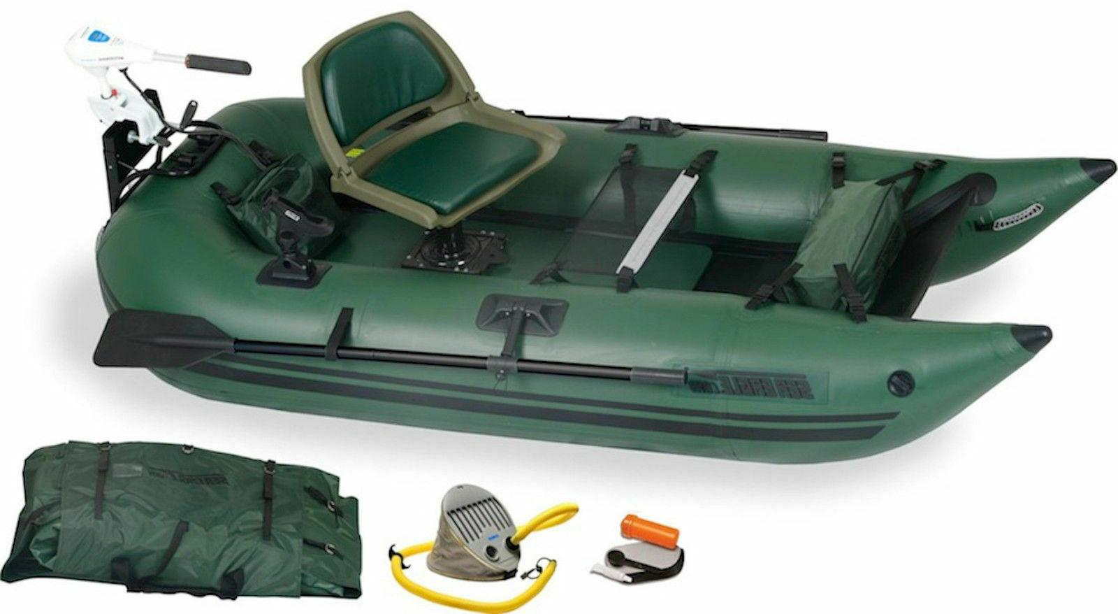 Sea 285 Inflatable boat -