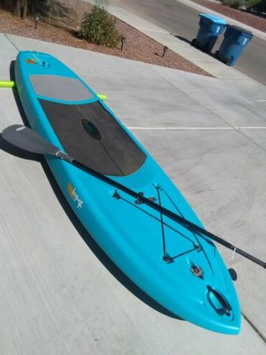 Lifetime Amped 11 ft x Blue Stand-Up