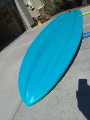 Lifetime Amped 11 x in Blue Paddleboard