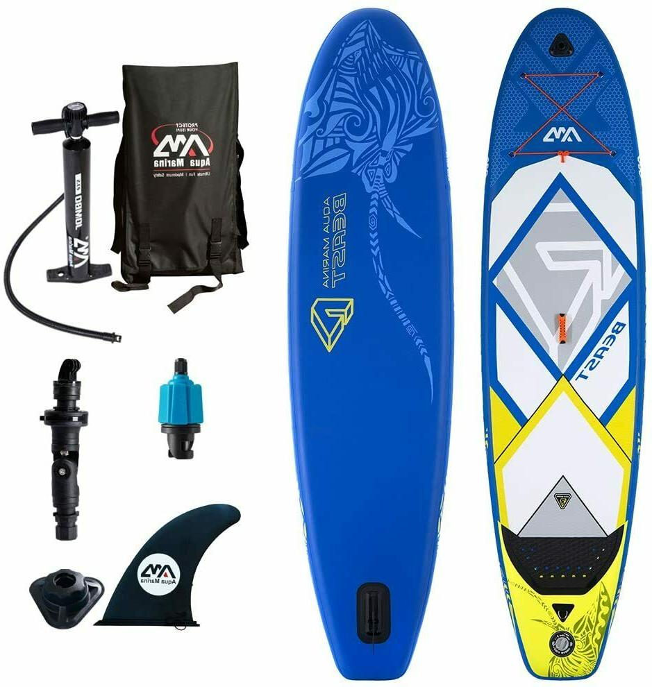 beast bt 18be inflatable stand up paddle