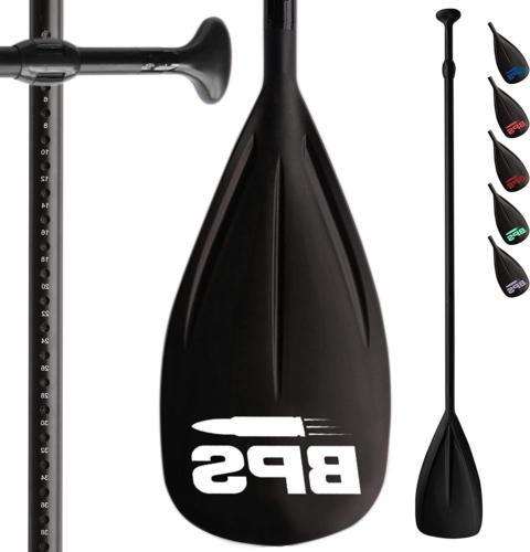 bps adjustable 2 piece alloy sup stand