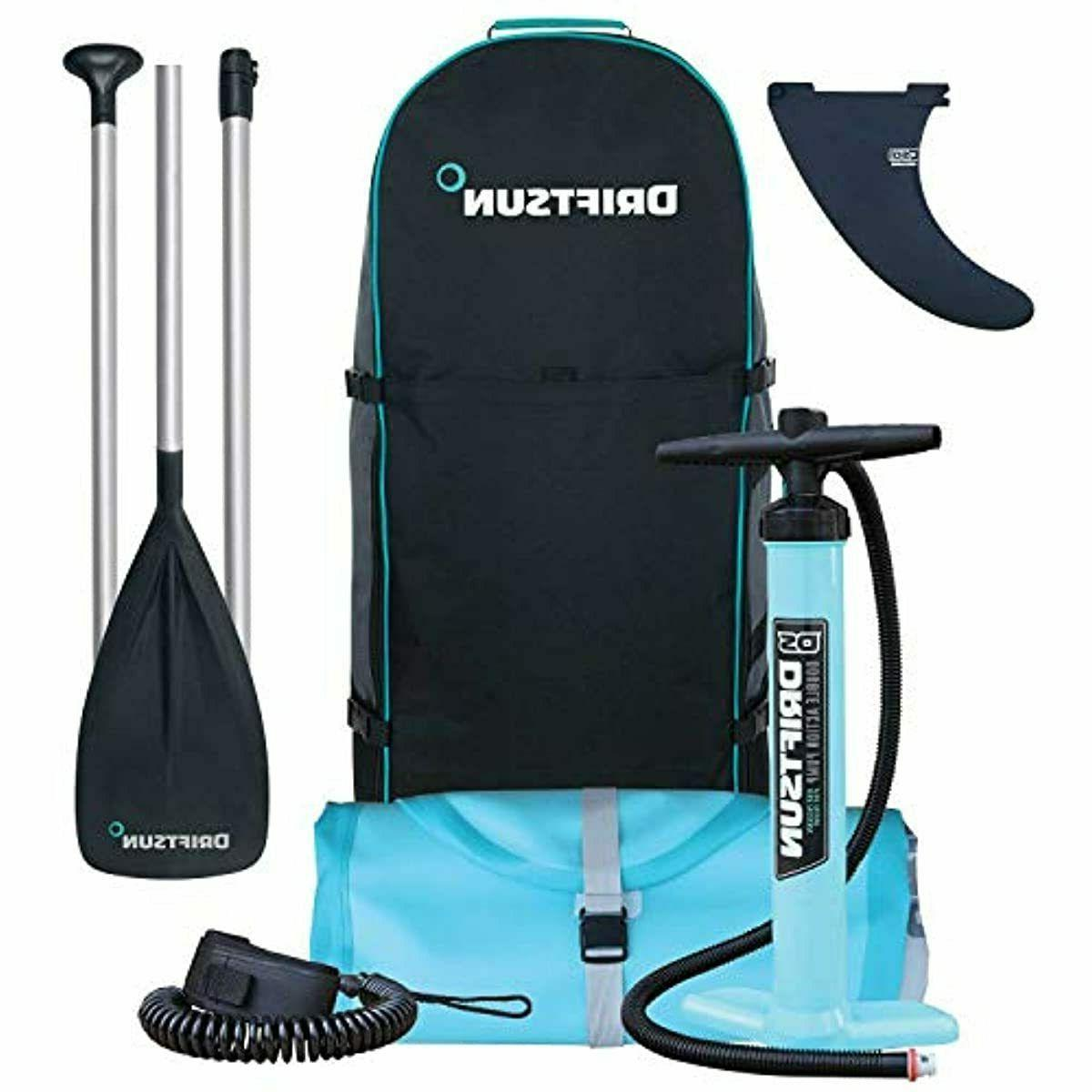 Driftsun Cruiser Standup Paddleboard - Package with Travel