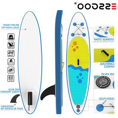 NEW 320CM Inflatable Stand Up Paddleboard SUP Paddle Board w