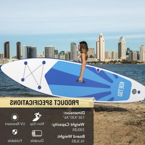 Extra Up SUP Surfing Paddleboard
