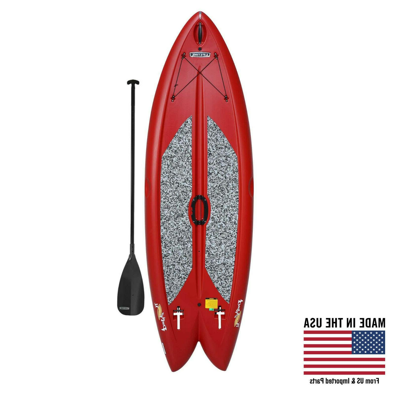 Lifetime Freestyle Stand-Up Paddleboard Paddle Included Kayak PICK