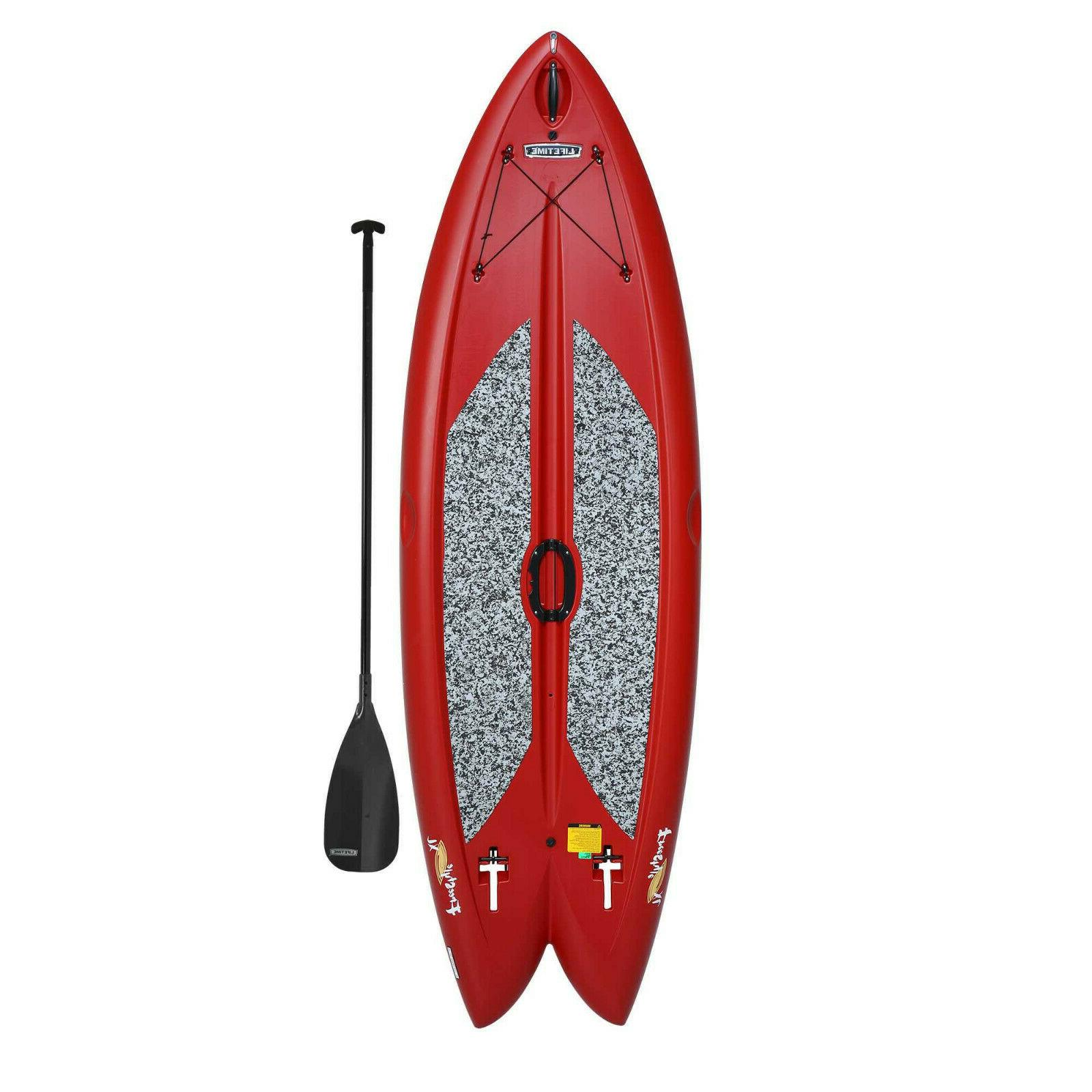 freestyle xl 98 stand up paddleboard paddle