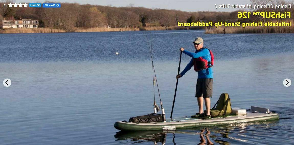 fs12 6 inflatable fishing sup startup combining