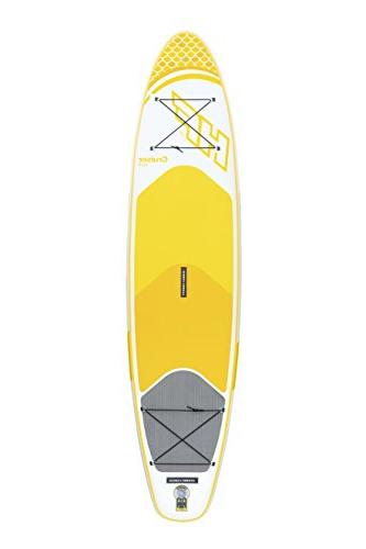 """Bestway Hydro-Force Cruiser Inflatable Board, 10'6"""" x 6"""""""
