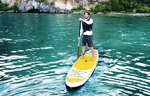 """Bestway Hydro-Force Cruiser Tech Inflatable Stand Board, x 6"""""""