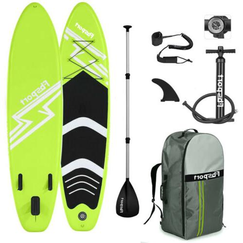 inflatable stand up paddle board 10 x30