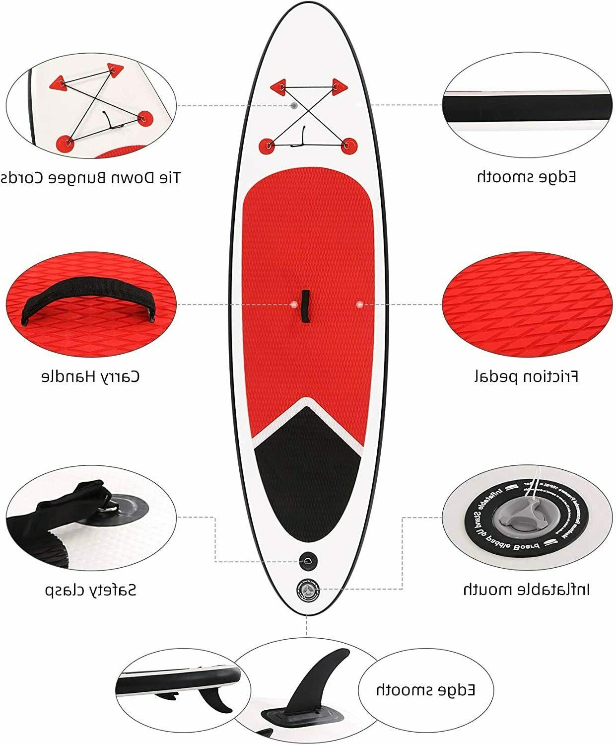Inflatable Paddleboard SUP
