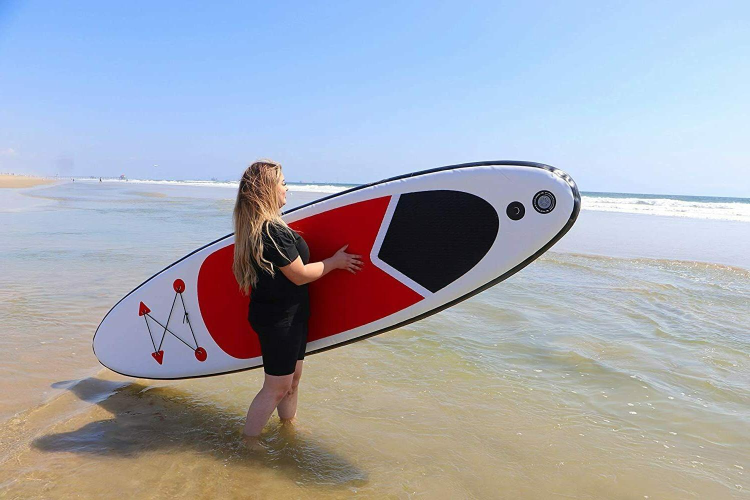 Inflatable Stand SUP with & Bag