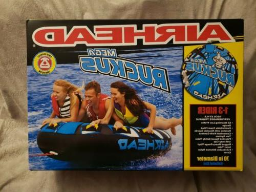 mega ruckus 1 3 person blue tube