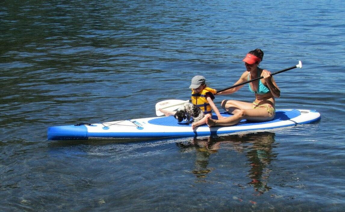new stand up sit down paddleboard l126