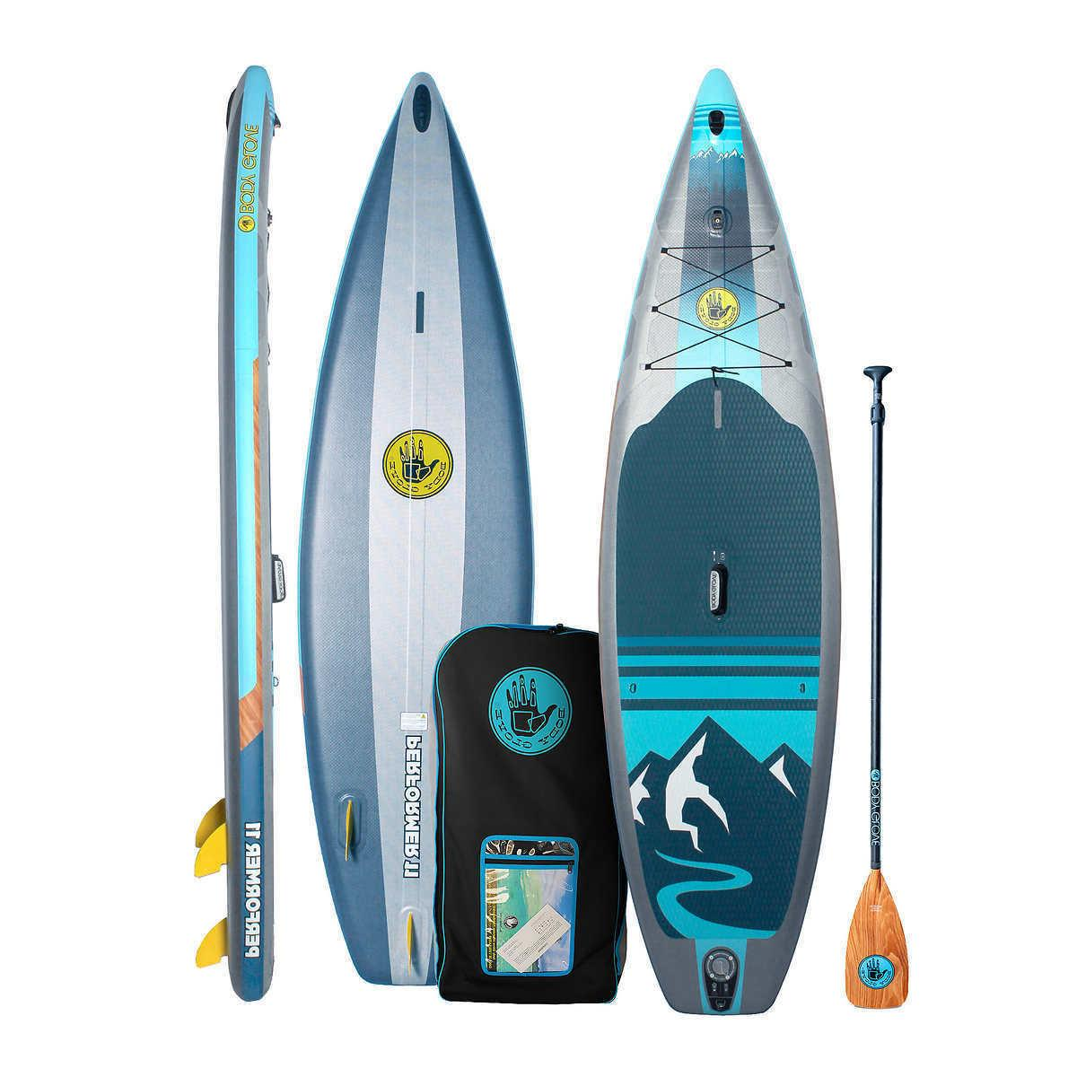 Body Glove ft Inflatable Stand Paddle Package