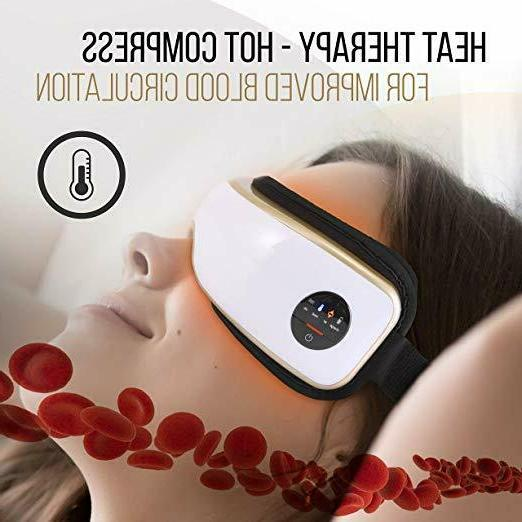SereneLife Massager, Mask with