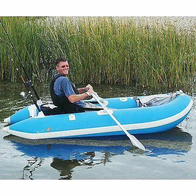 Solstice 29650 ‑ Style 1 Person Inflatable Fishing Boat