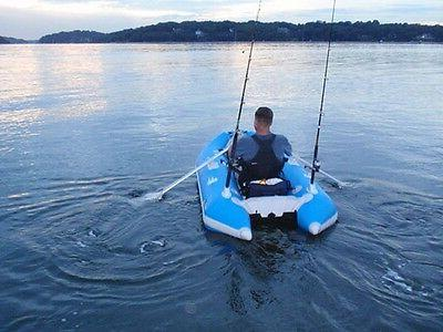 Solstice OutCat Catamaran ‑ Style 1 Inflatable Fishing Boat
