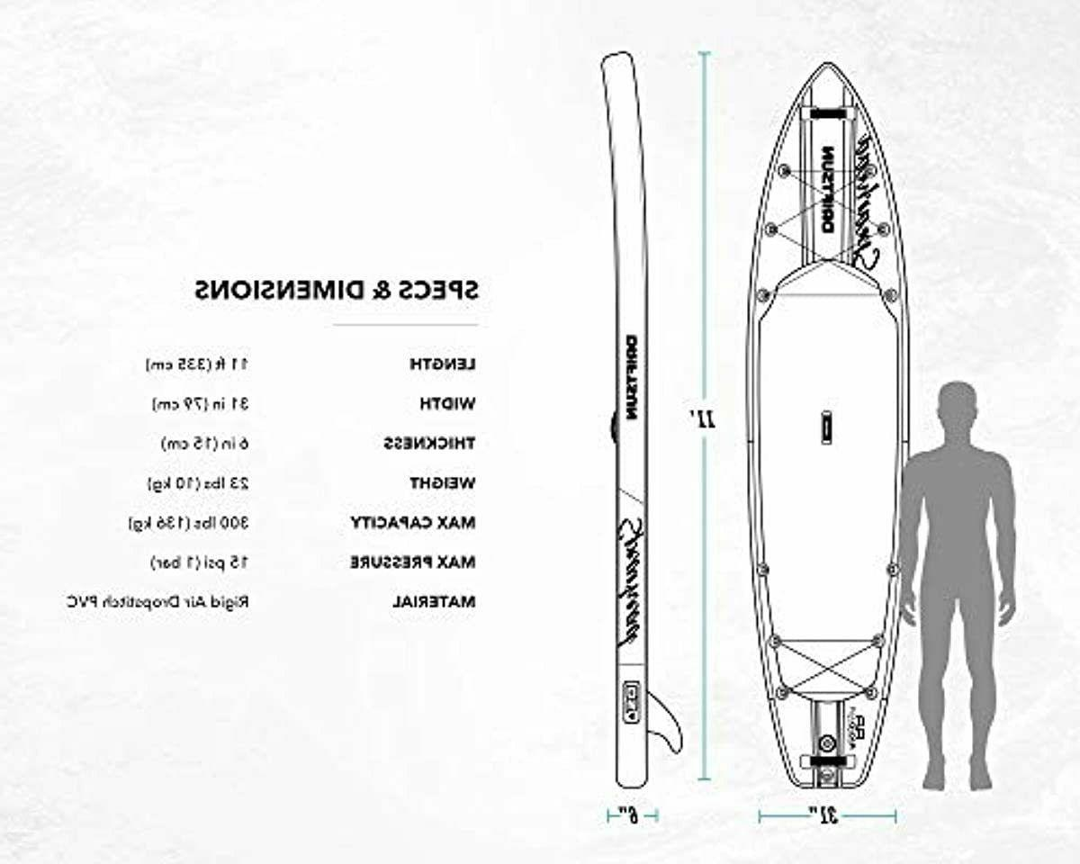 Driftsun Spearhead Up SUP, with
