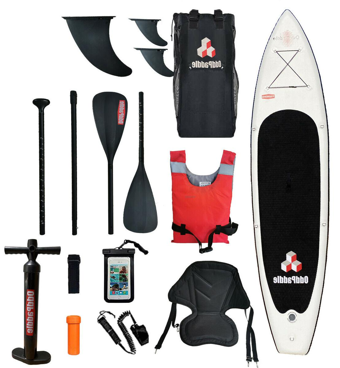 Stand isup paddle accesories included